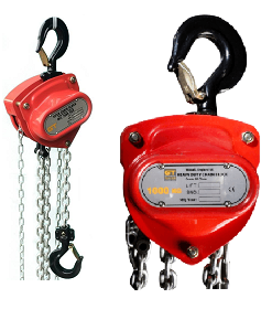 GT Manual Chain Hoists