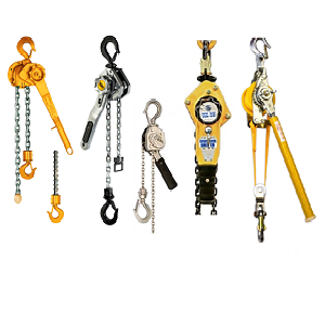 Lever Hoists - Pull lift