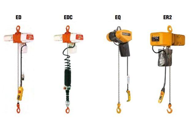 Kito electric hoists