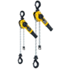 yale uno plus a series lever hoist