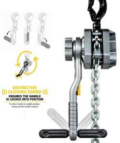 Yale Utility lever hoist UT handle